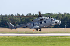 NH90 helicopter Stock Photos
