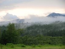 NH White Mountains Royalty Free Stock Image