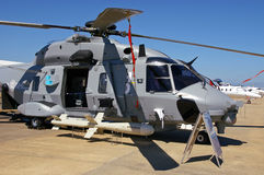 NH90 helicóptero - Avalon Airshow Fotografia de Stock