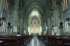 nha trang的,越南国王` s大教堂 图库摄影
