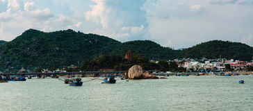 nha trang Βιετνάμ Στοκ εικόνες με δικαίωμα ελεύθερης χρήσης