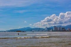 Nha Trang Bay Vietnam Royalty Free Stock Image