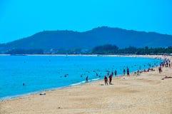 Nha Trang beach, Vietnam Stock Photo