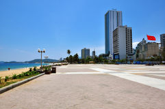 Nha Trang city, Vietnam Stock Photo