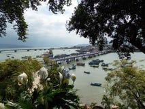 Beautiful view, Vietnam stock photos