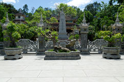 Nha Trang Pagoda Royalty Free Stock Photos