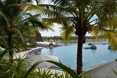 Nha Trang plaża Obrazy Royalty Free