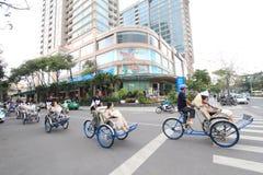 Nha Trang street view Stock Images