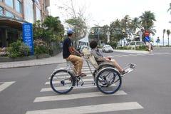 Nha Trang street view Royalty Free Stock Image