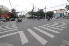 Nha Trang street view Royalty Free Stock Photo