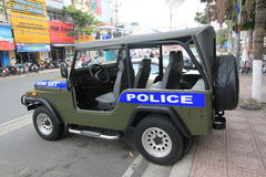 Nha Trang street view Stock Image