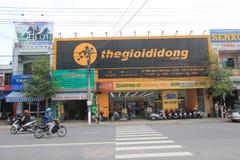 Nha Trang street view Stock Photos