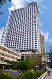 NHA TRANG, VIETNAM - MARCH: View of  Hotel Havana Nha Trang, Mar Royalty Free Stock Images