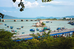 Nha trang, Vietnam Royalty Free Stock Photo