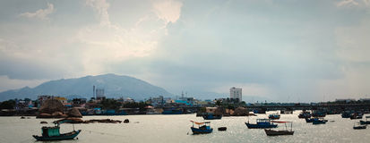 Nha trang, Vietnam Stock Images