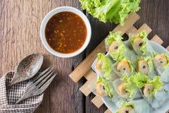 Nham должное, въетнамская еда Стоковое фото RF