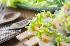 Nham dû, nourriture vietnamienne Image libre de droits