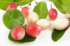 Nham dang or sour fruit Stock Photography