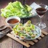Nham gepast, Vietnamees voedsel Royalty-vrije Stock Afbeelding