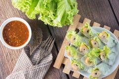 Nham należny, Wietnamski jedzenie Obrazy Royalty Free