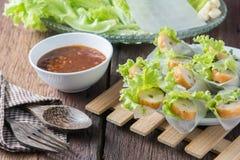 Nham passend, vietnamesisches Lebensmittel Lizenzfreie Stockfotos