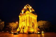 nhan башня Стоковые Фото