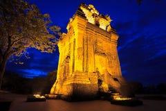 Nhan tower. Stock Photography