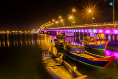Nhat Le Мост стоковое фото rf