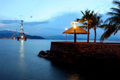 Nhatrang beach Stock Image