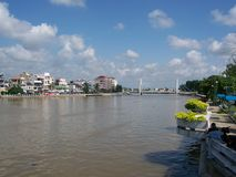 nhatrang vietnam Arkivbild