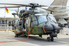 NHIndustries NH90 helicopter Royalty Free Stock Photography