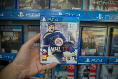 NHL 17 Royalty Free Stock Photography