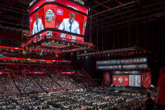 2015 Nhl draft - Montreal Canadiens Stock Afbeelding