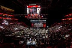 2015 NHL Draft - Noah Hanifin - Carolina Hurricanes Stock Photos