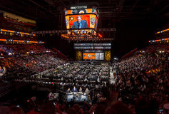 2015 nhl draft - Philadelphia Flyers Fotografia Stock