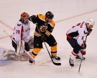 2012 NHL-Endspiele, Bruins V kapitalien Lizenzfreie Stockfotografie