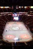 NHL Hockey - Edmonton Oilers & Phoenix Coyotes Royalty Free Stock Image