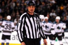 NHL Linesman Derek Amell Royalty Free Stock Image