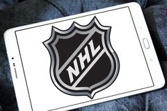 Nhl logo Stock Photos