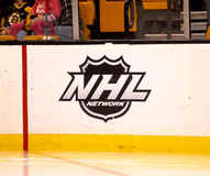 NHL Network dasher Royalty Free Stock Photos