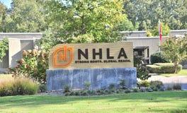 NHLA Memphis, TN Photos libres de droits