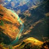 Nho Que River stock images