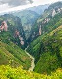 Nho Que River Valley, Dong Van, Ha Giang Stock Photos