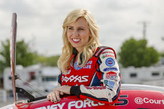 NHRA:  Apr 18 ZMAX Commercial Stock Photo