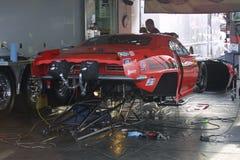 NHRA en el parque 2018 del Motorsports de la entrada fotos de archivo libres de regalías