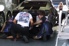 NHRA på nyckelmotorsportsen parkerar 2018 arkivfoto