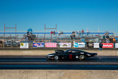 NHRA 30th Annual Fall Classic at the Woodburn Dragstrip Royalty Free Stock Photo