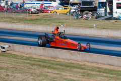NHRA 30th Annual Fall Classic at the Woodburn Dragstrip Stock Images