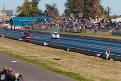 NHRA 30th Annual Fall Classic at the Woodburn Dragstrip Royalty Free Stock Images
