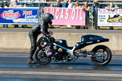 NHRA 30th Annual Fall Classic at the Woodburn Dragstrip Royalty Free Stock Photography